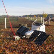 Obrázek: Vesmírnou selfie už si neuděláte: Stratosférická sonda Samsungu se zřítila na zem