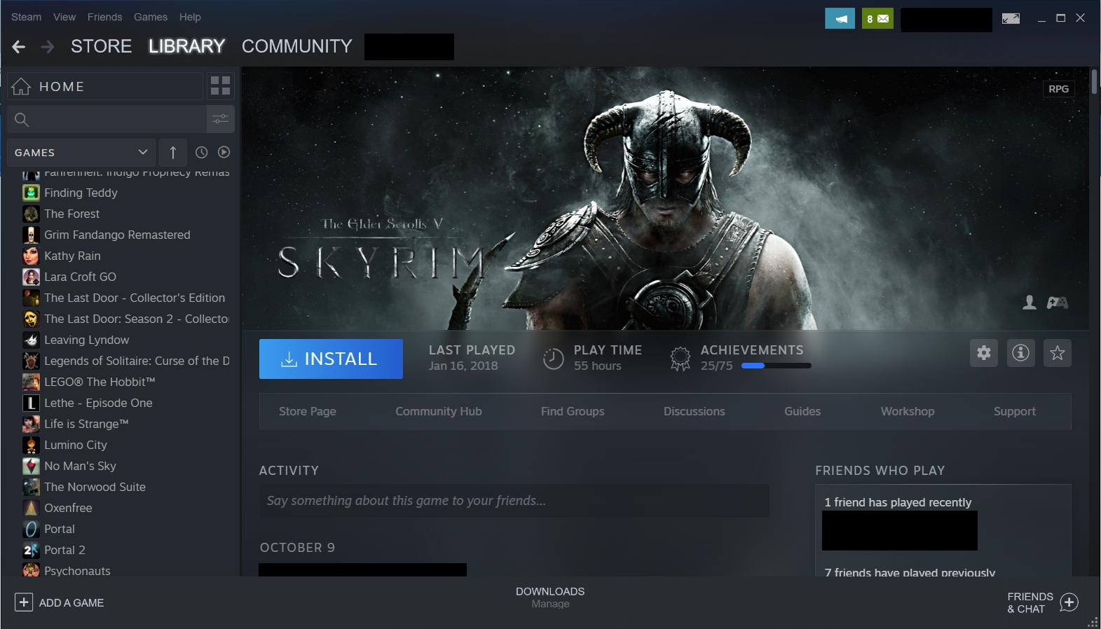 Obrázek: Nový vzhled Steamu je tu: Jak se vydařil?