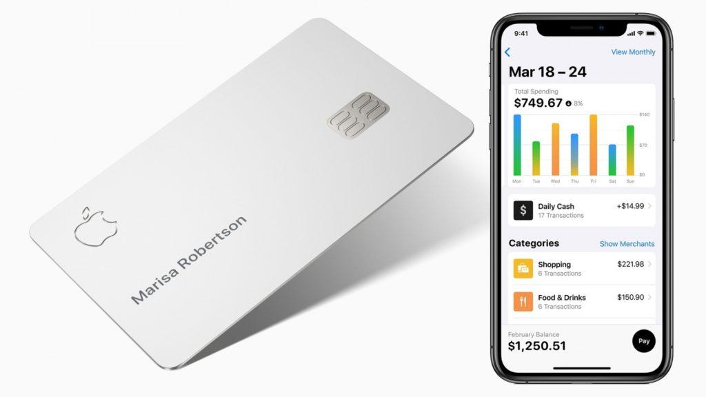 Obrázek: Kreditka od Apple v problémech? Karta je vyšetřována za sexismus