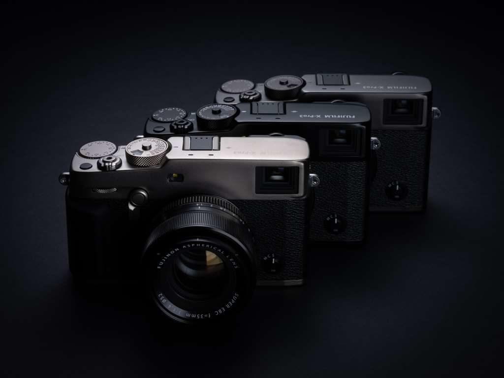 Obrázek: Fujifilm X-Pro3 je návrat ke kořenům analogu v digitálním pojetí