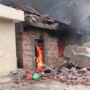 Obrázek: Kusy čínské vesmírné rakety zničily dům. Hrozí nám v Evropě něco podobného?