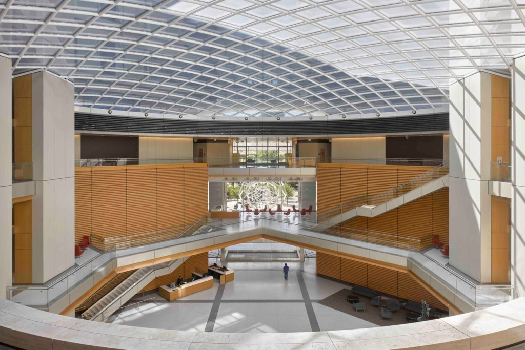 Obrázek: Nemocnice podle Stanfordu: Zdravotnické zařízení připomíná spíše IT laboratoř
