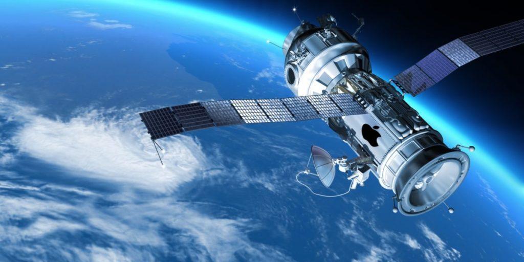 Obrázek: Internet po celém světě bez lokálních operátorů? Apple pracuje na satelitní technologii