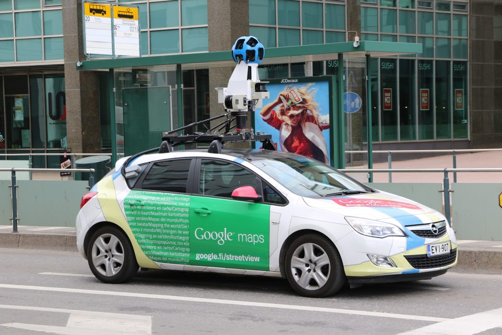 Obrázek: V Google Street View už najdete 16milionů kilometrů silnic a cest, ČR je ve světě unikátem