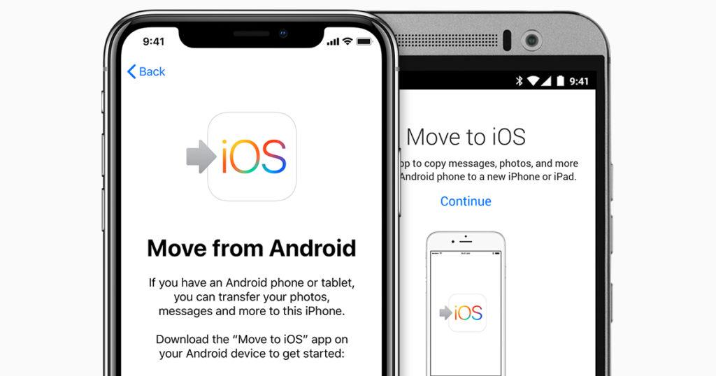 Obrázek: Dostali jste nový telefon? Poradíme, jak snadno přenést kontakty, zprávy a data