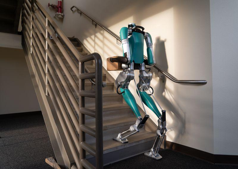 Obrázek: Algoritmus Googlu učí roboty chodit