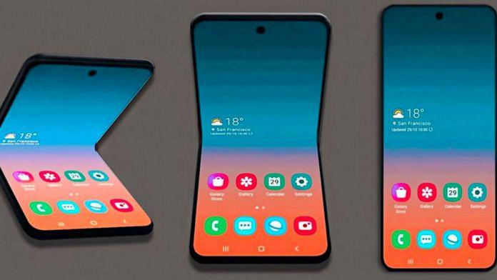 Obrázek: Véčka jsou zpátky, oficiálně: Motorola Razr má konkurenci, jmenuje se Galaxy Z Flip