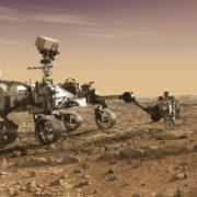 Obrázek: Dusty, Picus či Possibility: NASA má seznam 155 jmen pro vozítko Mars 2020
