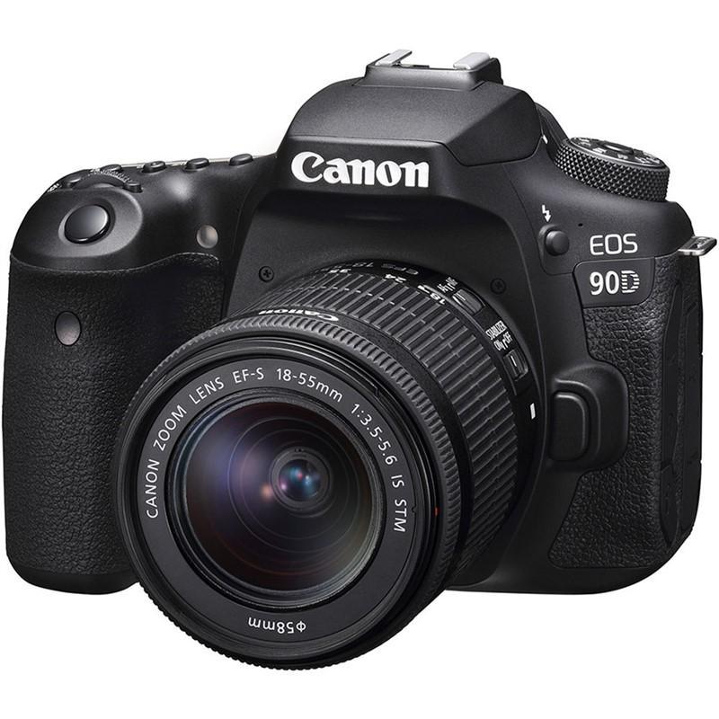 Obrázek: Recenze: Canon EOS 90D je solidní zrcadlovka za solidní cenu