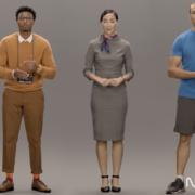 """Obrázek: Projekt Neon Samsungu: """"Umělá bytost"""" je jen glorifikovaný chatbot"""