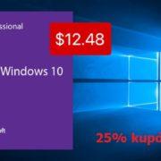 Obrázek: Windows 10 Pro levně: Licence na operační systém opět v akci
