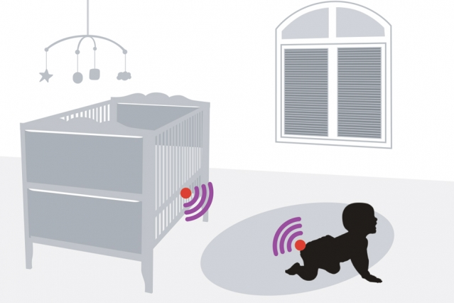 Obrázek: RFID snímač na špinavé plenky: Technologie mířená na rodiče a jejich ratolesti