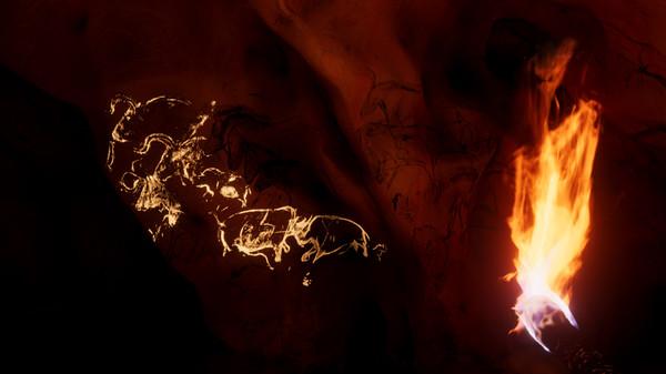 Obrázek: Umění ve virtuální realitě: Kromě museí si můžete projít už i jeskyni s prehistorickými kresbami