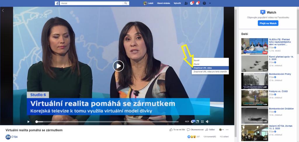 Obrázek: Jak stahovat videa z Facebooku? Jde to snadno na počítači i na mobilu
