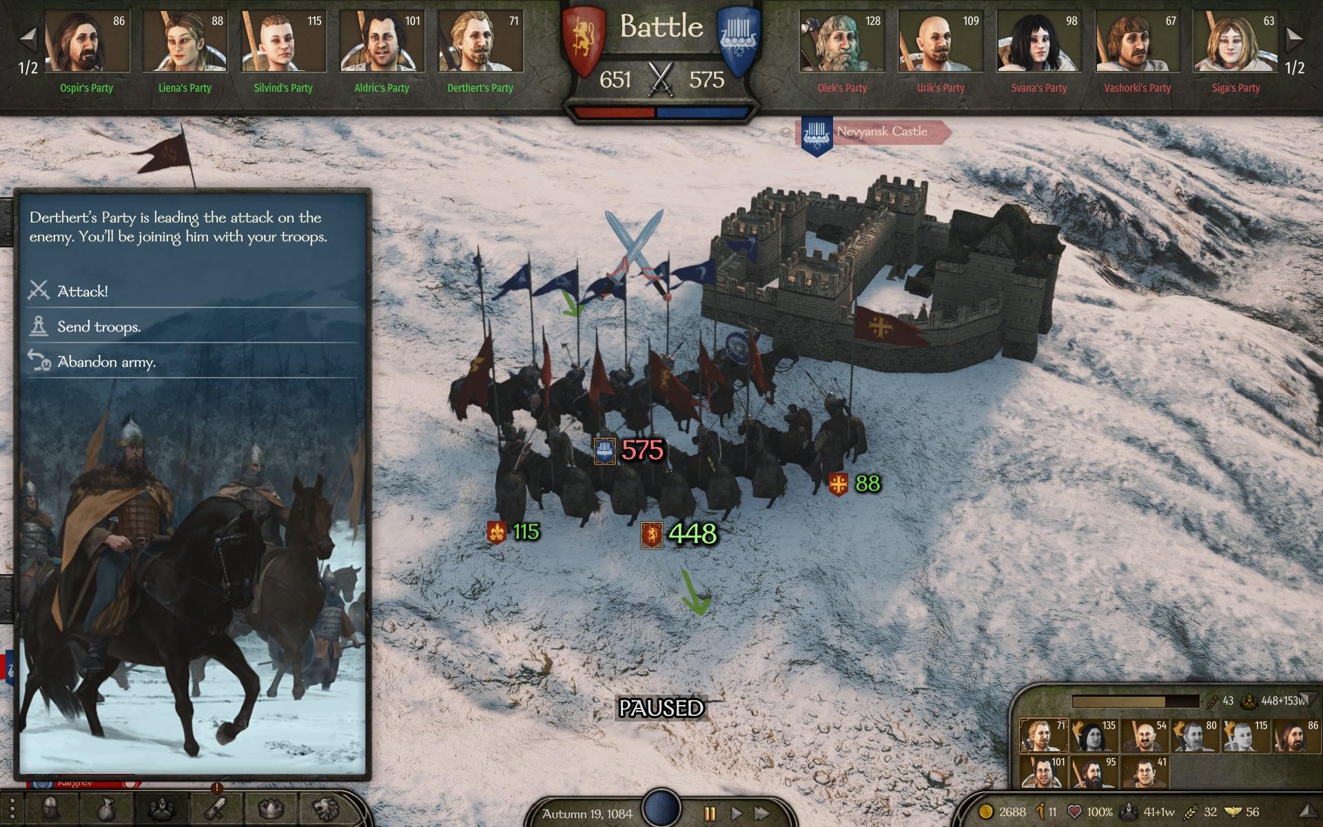 Obrázek: První dojmy. Mount&Blade: Bannerlord je Warband shezčí grafikou