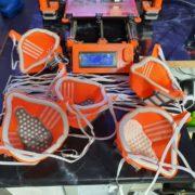 Obrázek: Máte nevyužitou 3D tiskárnu? Zapojte se do tisku respirátorů pro hasiče a záchranáře
