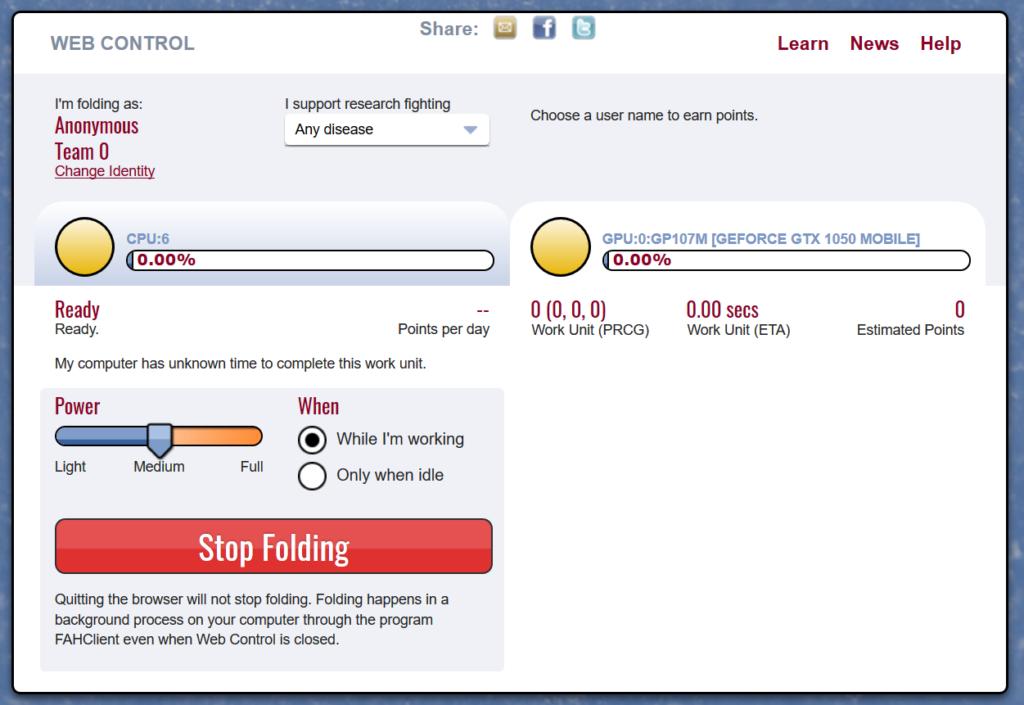 Obrázek: Kboji proti koronaviru se připojil i CERN, projektu Folding@home věnoval 10 tisíc procesorů