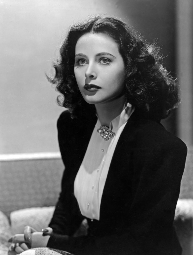 Obrázek: Neznámí velikáni: Hedy Lamarr, smyslná kráska s podceňovanou inteligencí
