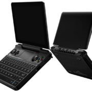 """Obrázek: Miniaturní herní notebook do kapsy: 8"""" GPD Win Max je unikátní rozměry i výkonem"""