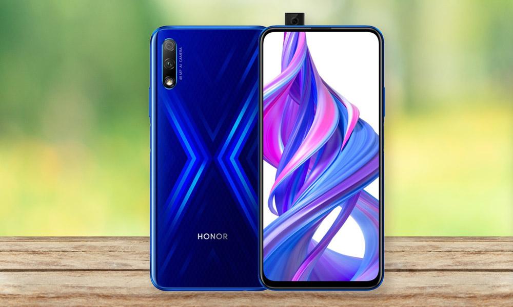 Obrázek: Soutěž o chytrý telefon Honor 9X s 48Mpx fotoaparátem a vysouvací selfie kamerou