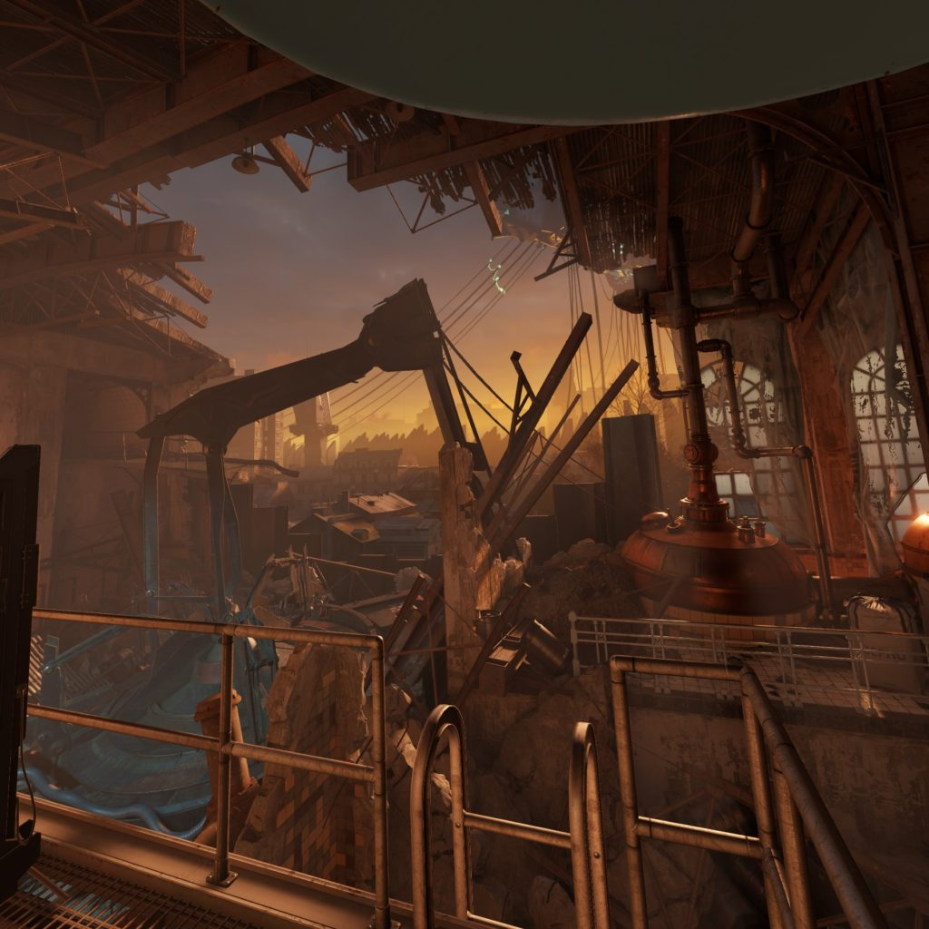 Obrázek: Recenze Half-Life: Alyx. Valve opět stvořilo legendu, jde o strhující jízdu plnou emocí a nejlepší hru ve VR