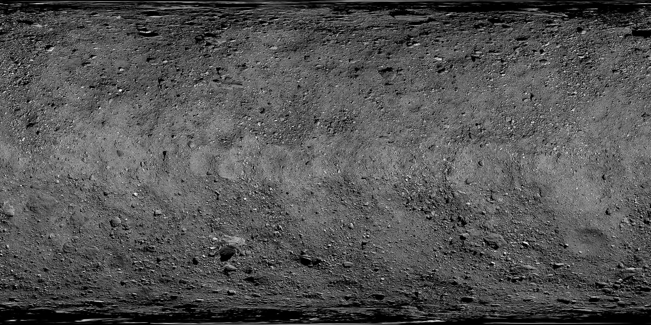 Obrázek: Asteroid Bennu: Chová se jako kometa, je na něm magnetovec a může narazit do Země