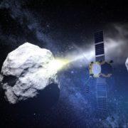 Obrázek: Odkud pochází život? Sonda OSIRIS-REx poprvé v historii odebere vzorky z asteroidu a dopraví je na Zemi