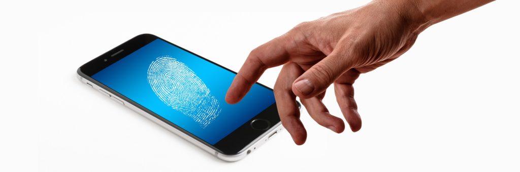 Obrázek: Mohou otisky prstů z 3D tiskárny překonat zabezpečení smartphonů? Ano, napovídá nový výzkum