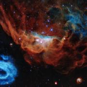 Obrázek: Hubbleův vesmírný dalekohled včera oslavil 30 let pozorování kosmu