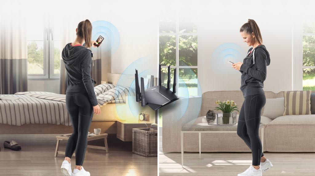 Obrázek: Wi-Fi sítě jsou přetížené, zapojeno je příliš mnoho zařízení. Jak si doma zlepšit stabilitu připojení k internetu?
