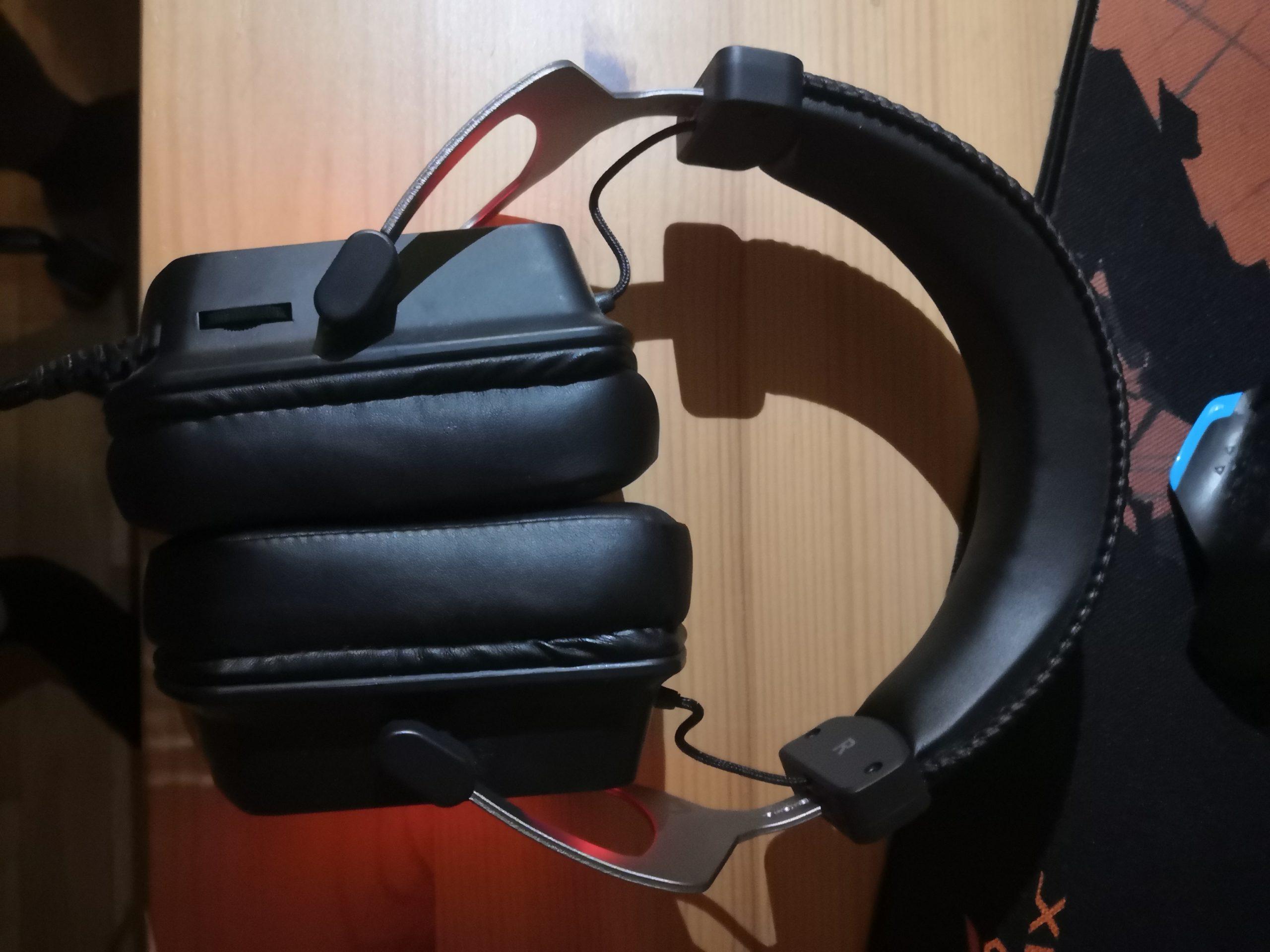 Obrázek: Patriot Viper V380 jsou skvělá herní sluchátka snepříliš povedeným mikrofonem