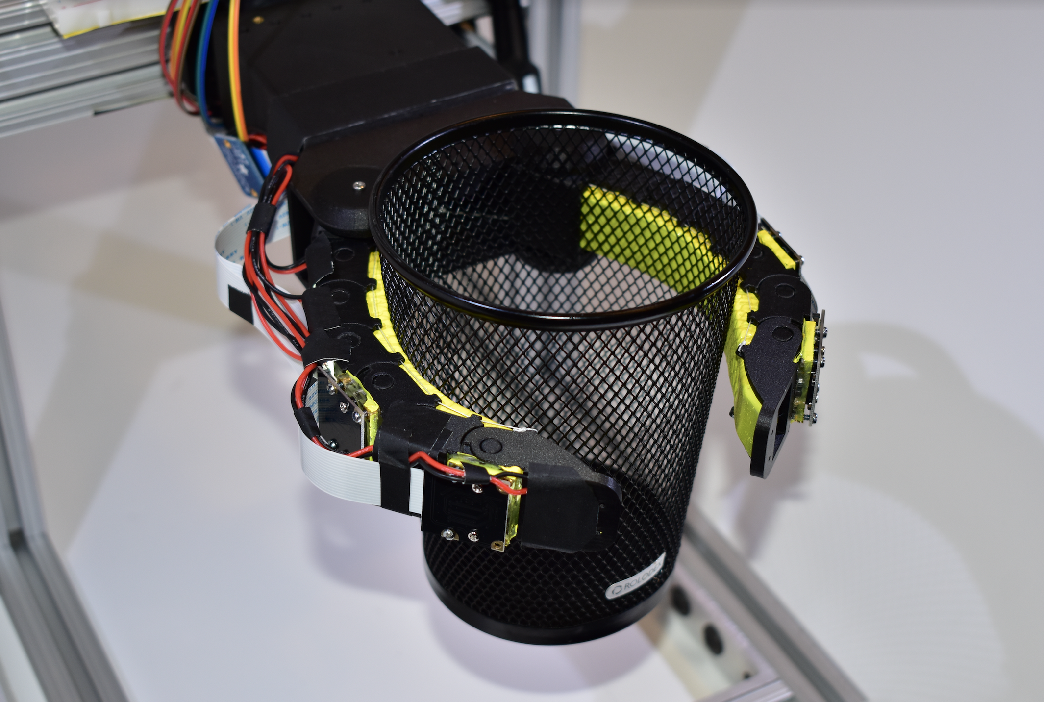 Obrázek: Lepší prostorová orientace a cit vdotyku: MIT inovuje roboty
