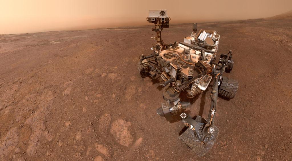 Obrázek: NASA žádá o pomoc: Pomozte jí identifikovat objekty na snímcích z Marsu