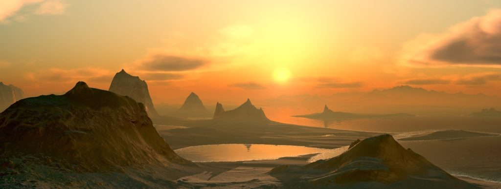 Obrázek: Další kandidát na obyvatelnou planetu je daleko, ale existuje. Možná