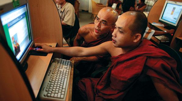 Obrázek: Vláda nechala vypnout internet milionu obyvatel: Už rok jsou offline