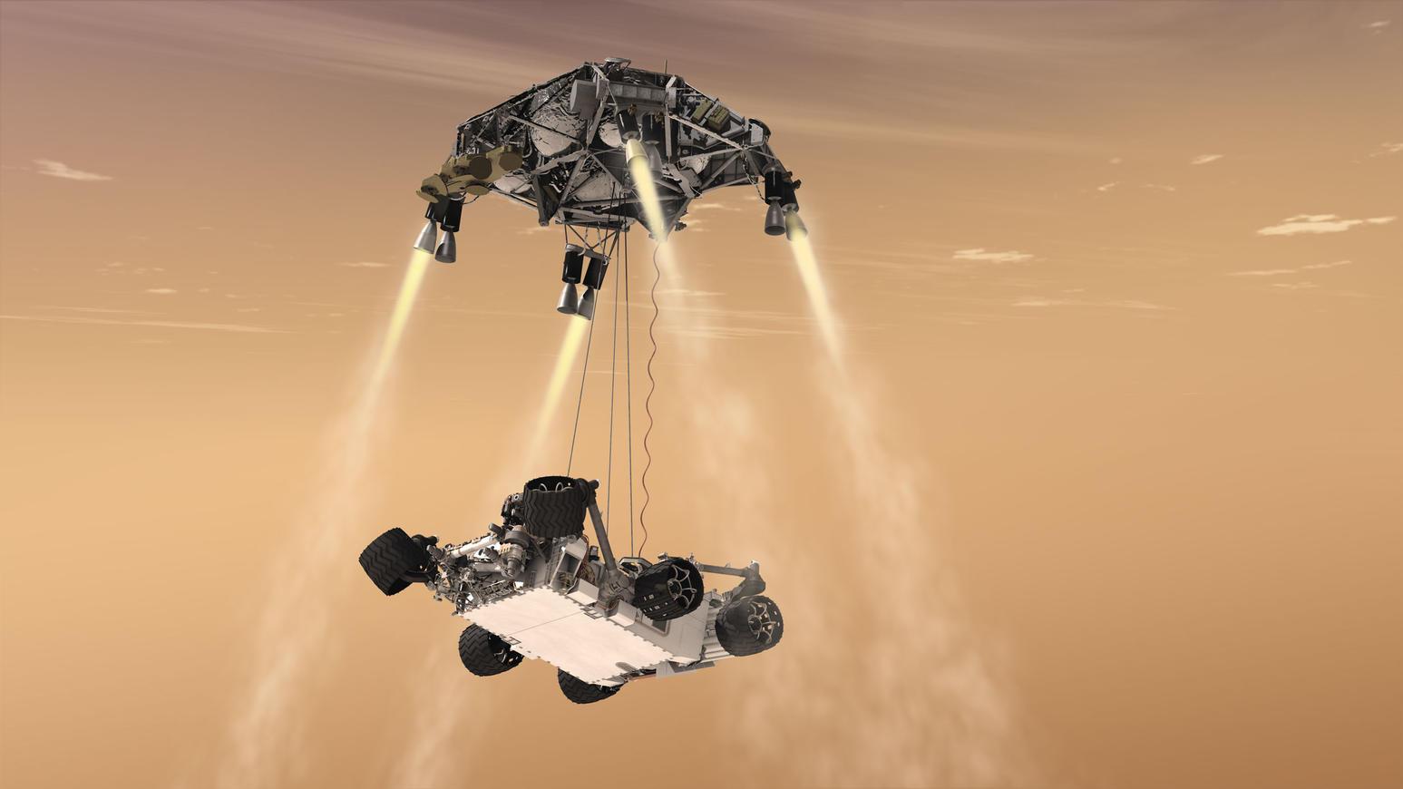 Obrázek: Vozítko Perseverance a unikátní helikoptéra zamíří na Mars později, start se musí stihnout letos