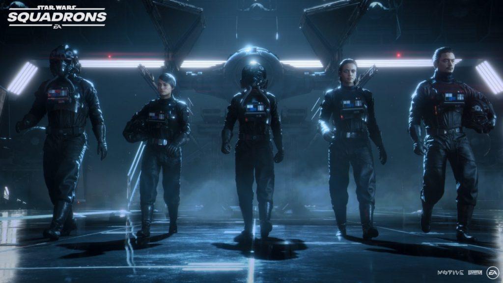 Obrázek: Nová Star Wars hra na obzoru, půjde o souboje stíhaček Star Wars: Squadrons