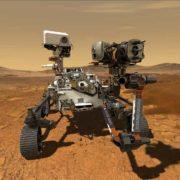 Obrázek: Video z Marsu: Vozítko Perseverance díky Auto-Nav nepotřebuje řízení ze Země