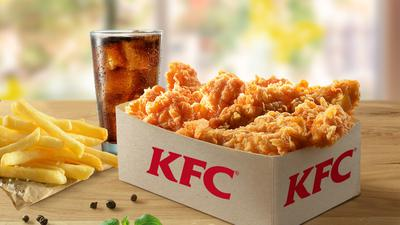 Obrázek: Kuře zlaboratoře: KFC experimentuje sbiologickým 3D tiskem