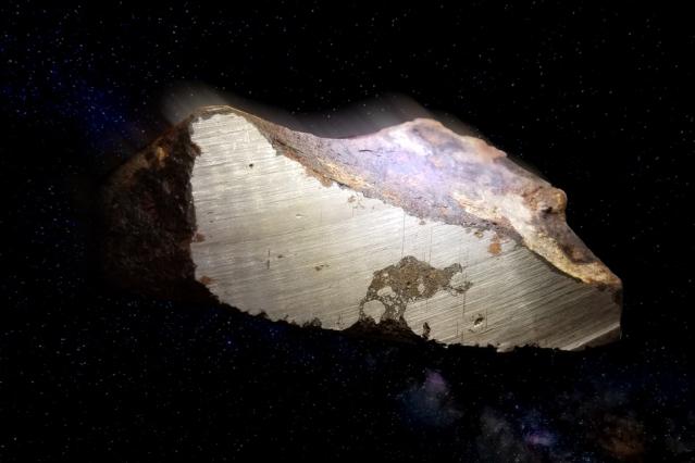 Obrázek: Rodinka meteoritů, jejichž záhadný původ vědcům uniká už přes 60 let