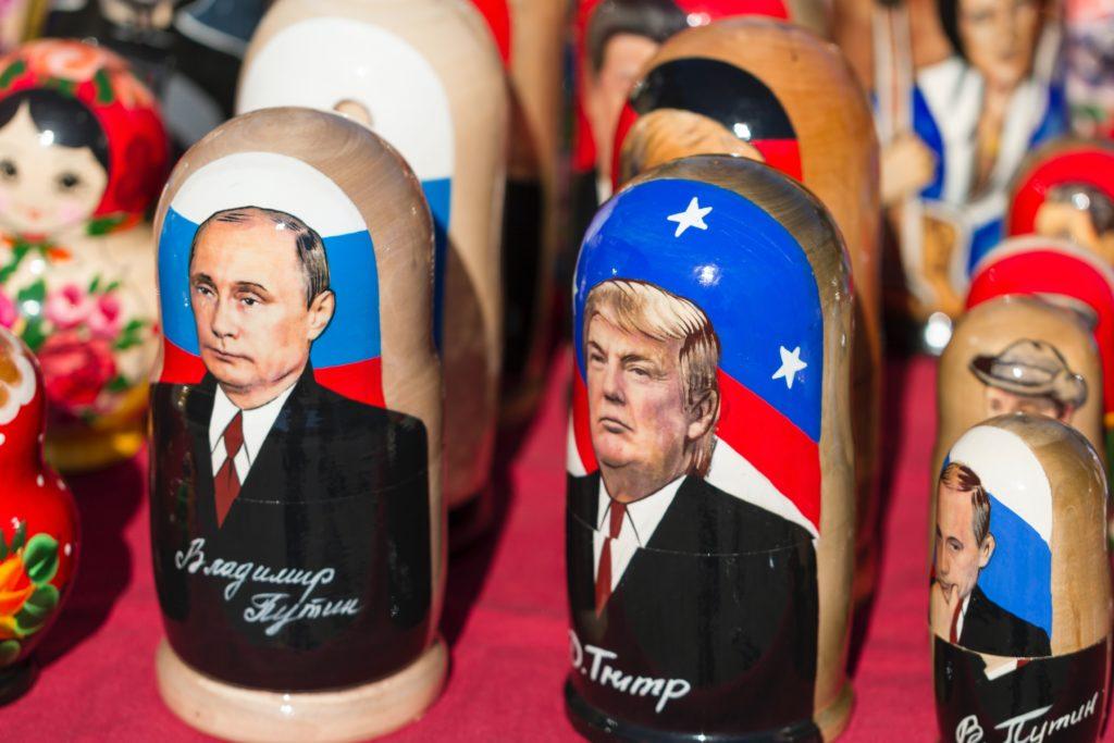 Obrázek: Studená válka neskončila, jen si dala pauzu
