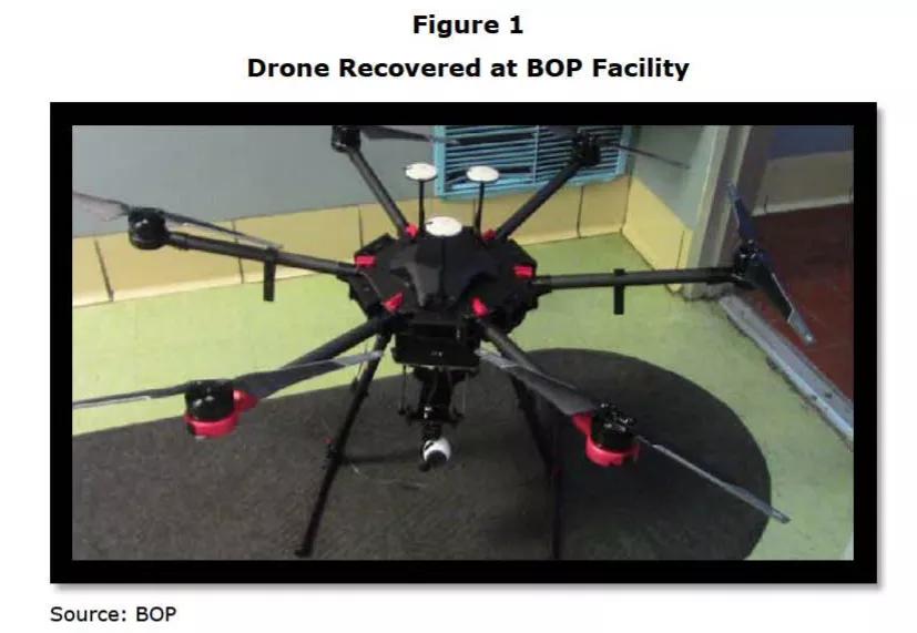 Obrázek: Útek zvězení pomocí dronů? Americká justice zkoumá možnosti zneužití bezpilotních letounů
