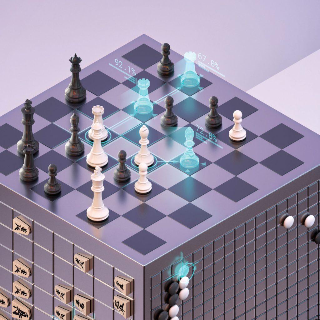 Obrázek: Umělá inteligence zničila šachy: Nyní je chce změnou pravidel vrátit na výsluní