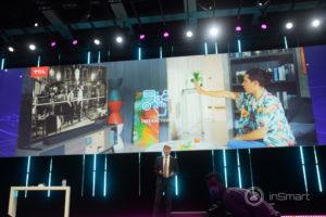 Obrázek: TCL chce přinášet inovace. Jedním z konceptů je tablet nepotřebující podsvícení