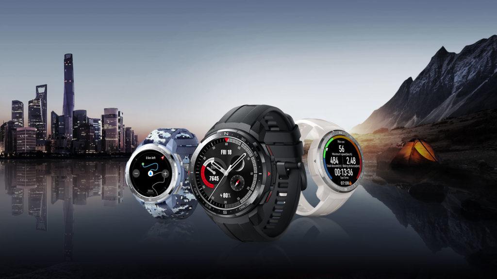 Obrázek: Předvánoční soutěž: Vyhrajte chytré hodinky Honor s GPS a výdrží 25 dní