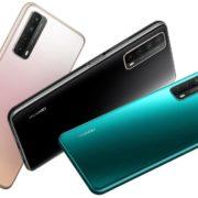 Obrázek: Čtyři fotoaparáty a opravdu dlouhá výdrž baterie: Huawei P smart 2021 jde na trh s agresivní cenou