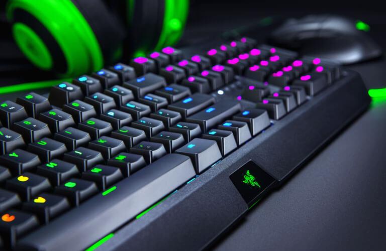 Obrázek: Jak si vybrat vhodnou klávesnici pro hraní i psaní