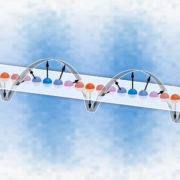Obrázek: Magnety a mrazivě studené teploty: Atomy vystavené působení magnetického pole se chovají zvláštně