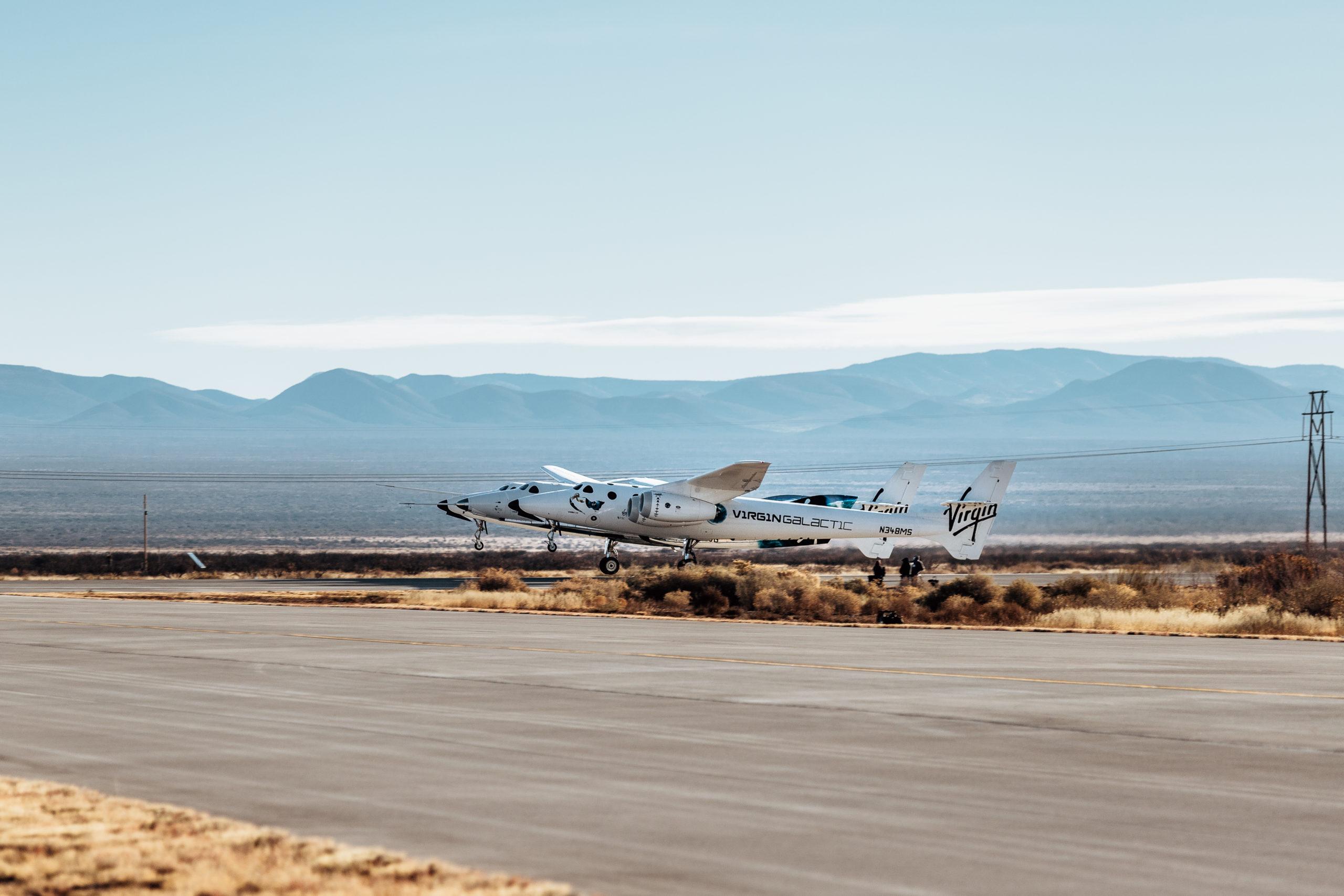 Obrázek: Další komplikace pro Virgin Galactic, test SpaceShipTwo selhal kvůli poruše motoru