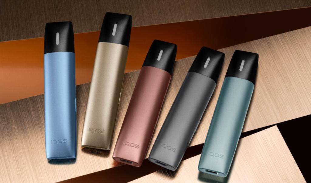 Obrázek: Recenze: IQOS VEEV – Konečně hezká e-cigareta